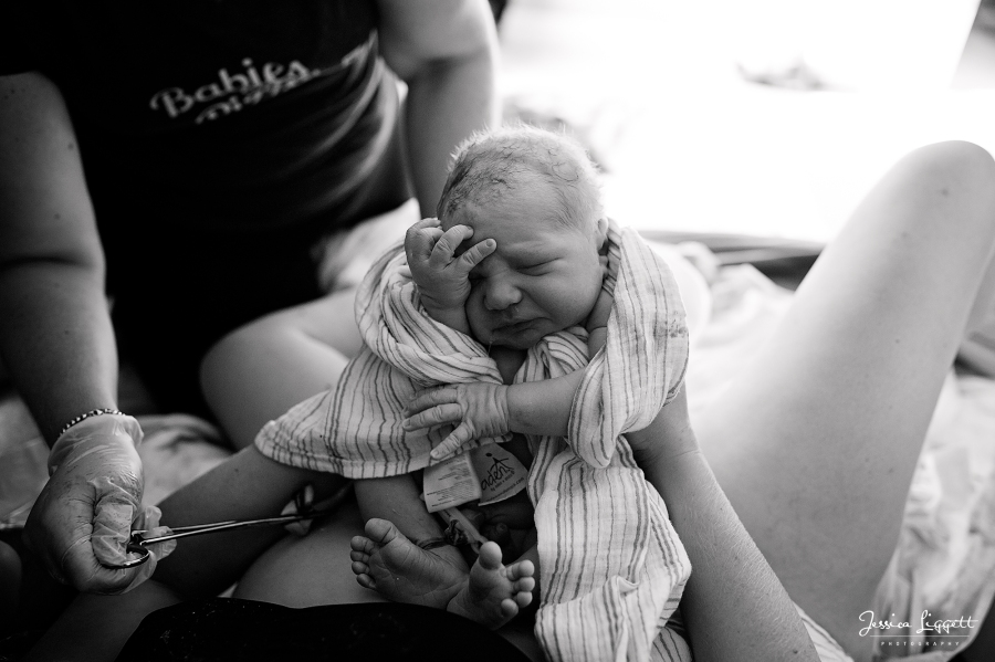 New Jersey Birth Photography